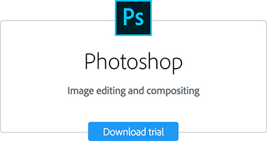 Photoshop Download trial