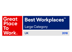 Adobe ranks No. 10 Best Places to Work in the UK