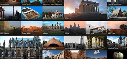 Preserving human heritage.