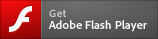 Flash Player Download Button