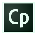 Symbol von Adobe Captivate Prime