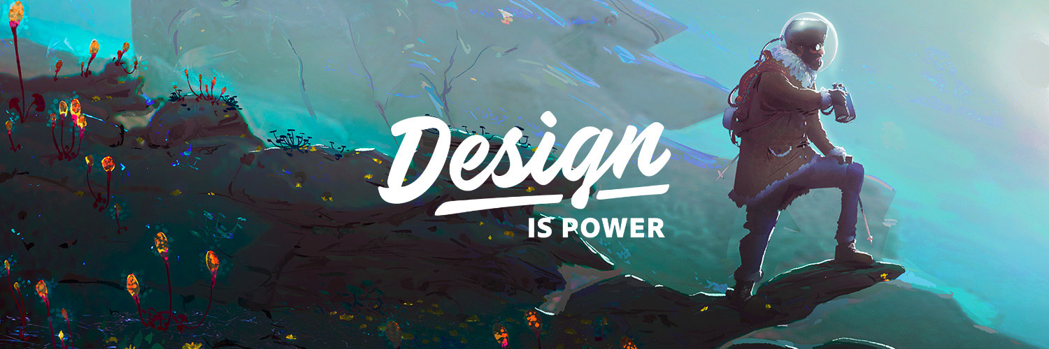 Design is Power — Join Now