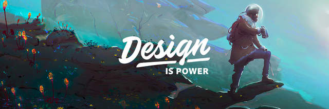 Design is Power – Willkommen